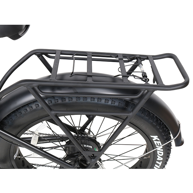 Classic And Economical Fat Tire Off Road Electric Bike for Wholesale