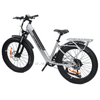 Step-Thru Fat Tire Electric Cruiser Bike for Adults